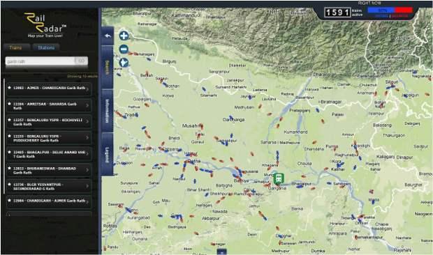Rail Radar Map Rail Radar – Map Your Train Live on Google Maps | Web Question Answers