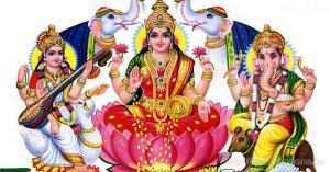 Lakshmi Poojan